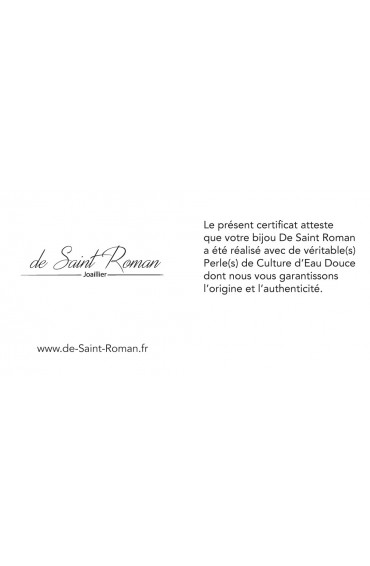Sautoir Pearl 80 cm