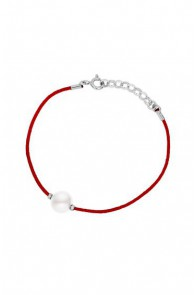 Genuine White Pearl Bracelet