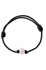 Bracelet Coton & Perle