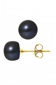 Earrings Gold & Pearls
