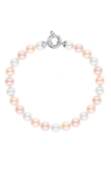 Bracelet Row of Pearls