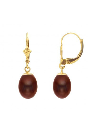 Earrings Gold & Pearls
