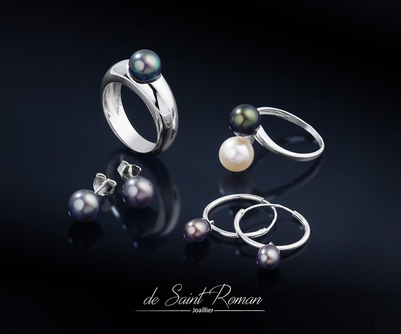 Pearls DE SAINT ROMAN